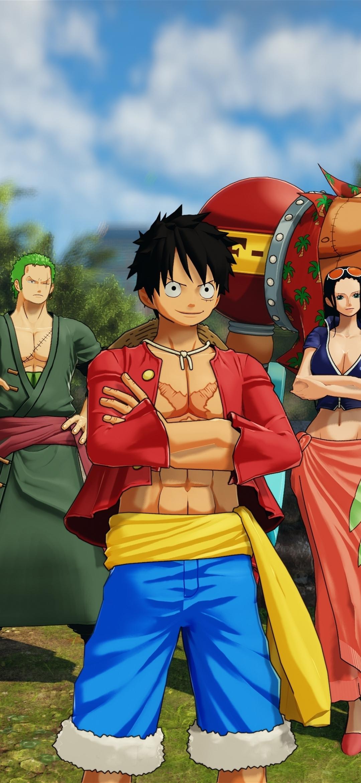 One Piece Wallpaper 4k 1080x2340 Wallpaper Teahub Io