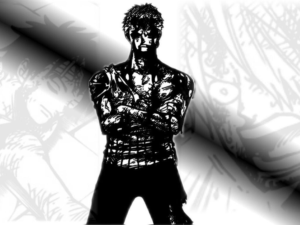 One Piece Zoro Training - Zoro One Piece Sacrifice - HD Wallpaper