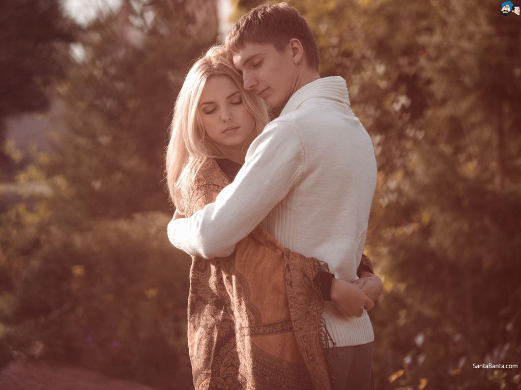 Romance - Romantic Hollywood Movie Couple - HD Wallpaper