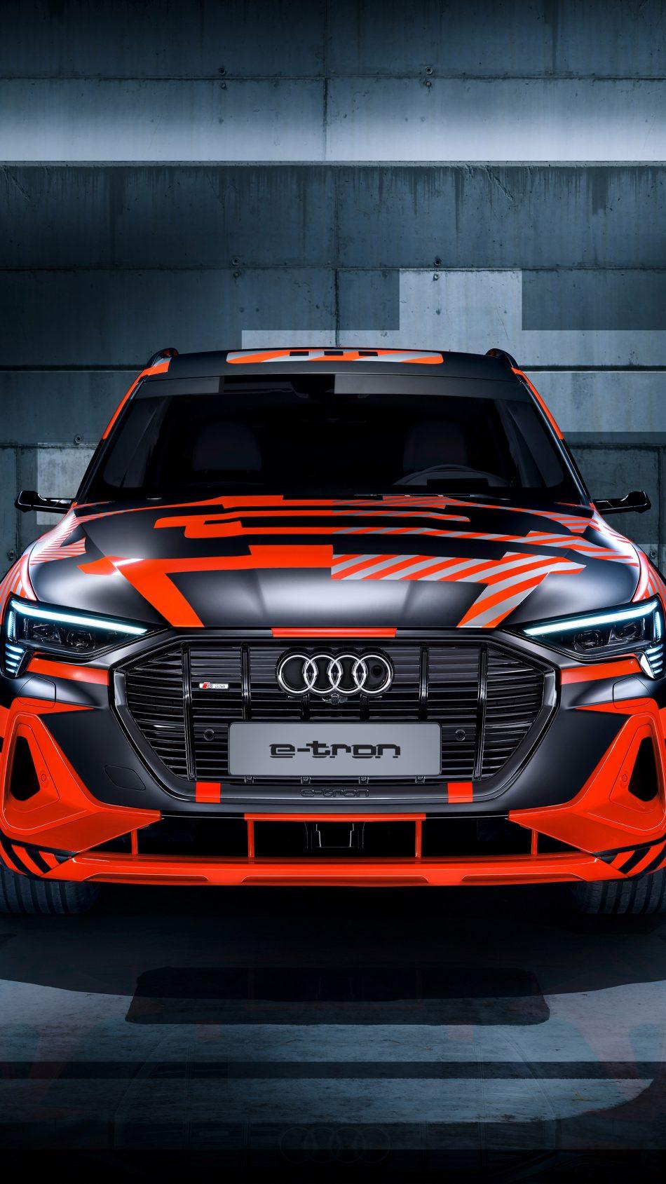 Audi E Tron Sportback Prototype Concept Cars 4k Ultra Audi E Tron Sportback 950x1689 Wallpaper Teahub Io
