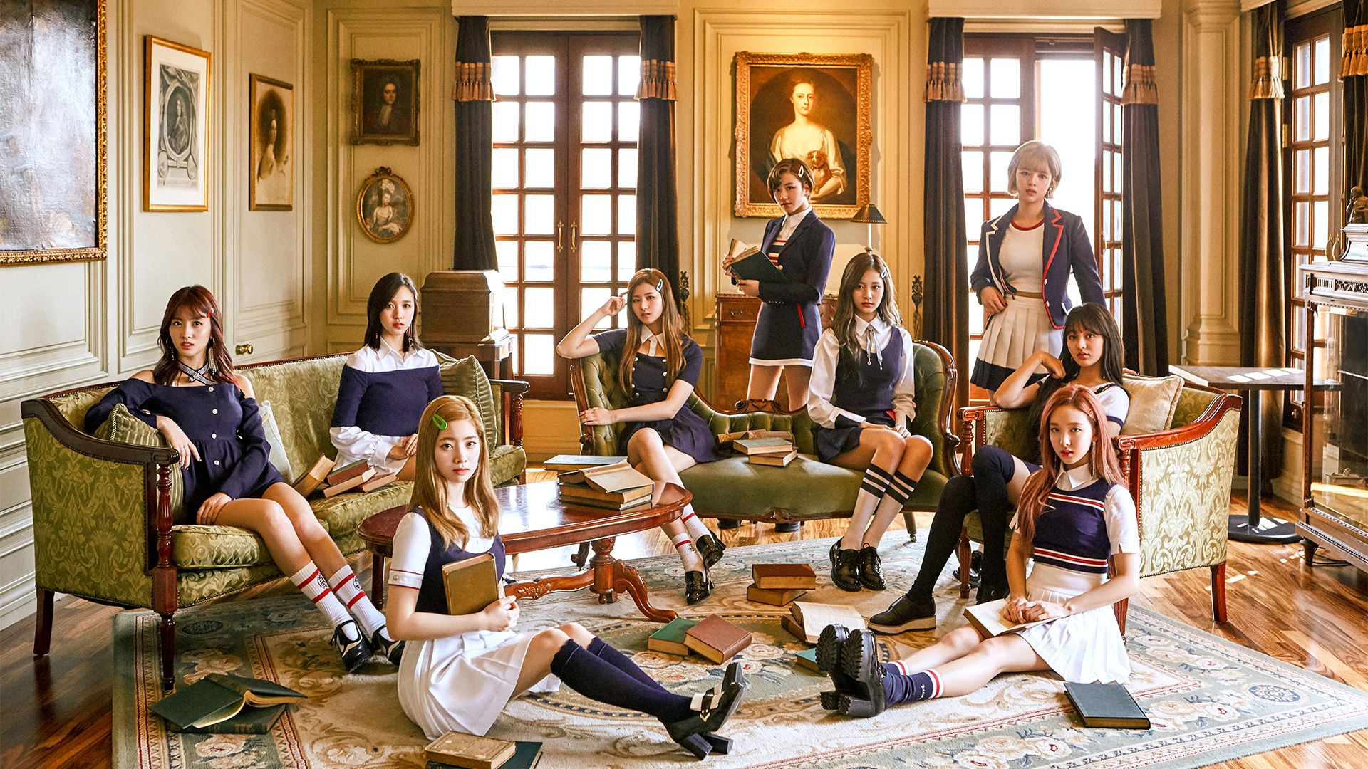 Twice Desktop Wallpaper 2019 1920x1080 Wallpaper Teahub Io