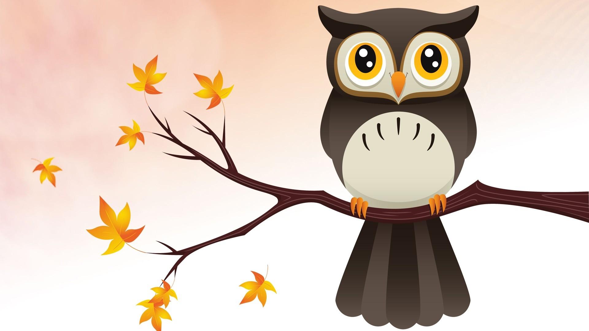 Cute Owl Background Hd Cute Owl Wallpaper Hd 1920x1080 Wallpaper Teahub Io