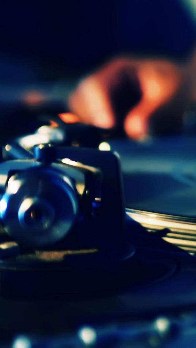 Dj Turntables Plate Hands Music - Iphone Wallpaper Dj - HD Wallpaper