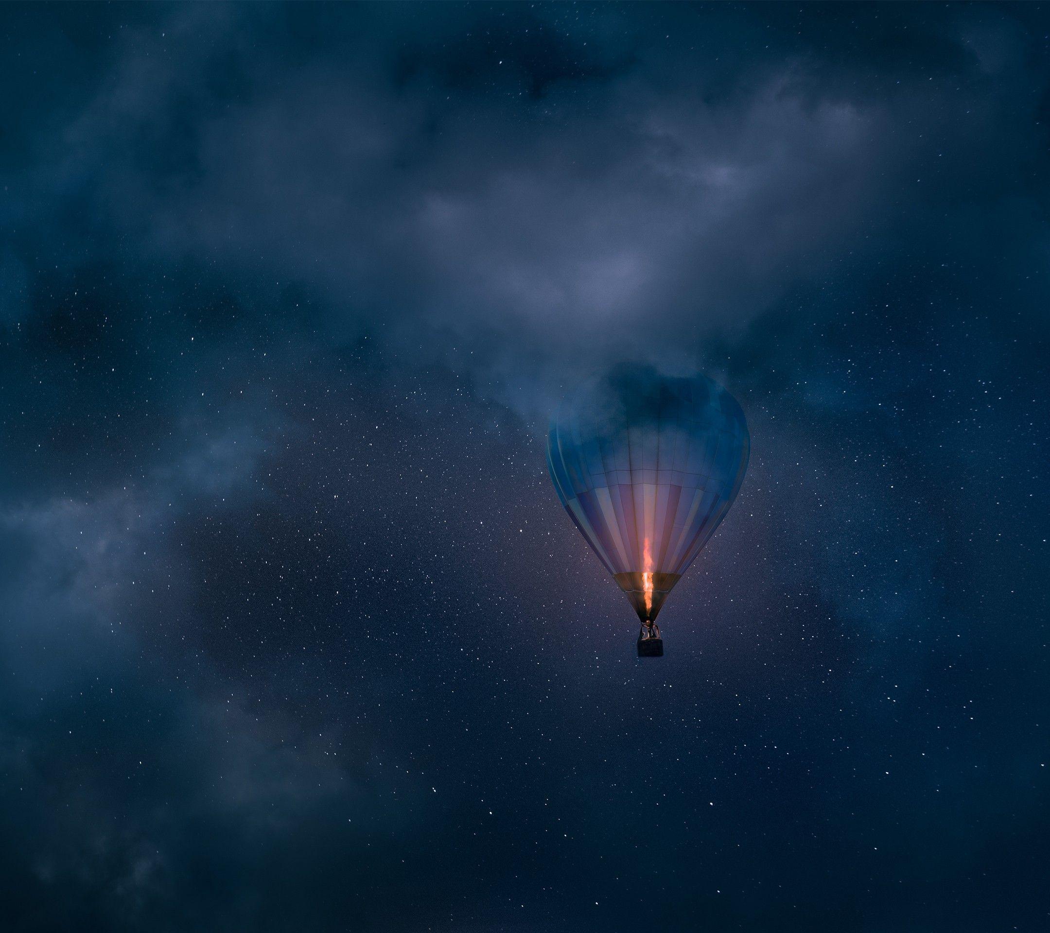 Nokia Hot Air Balloon 2160x1920 Wallpaper Teahub Io