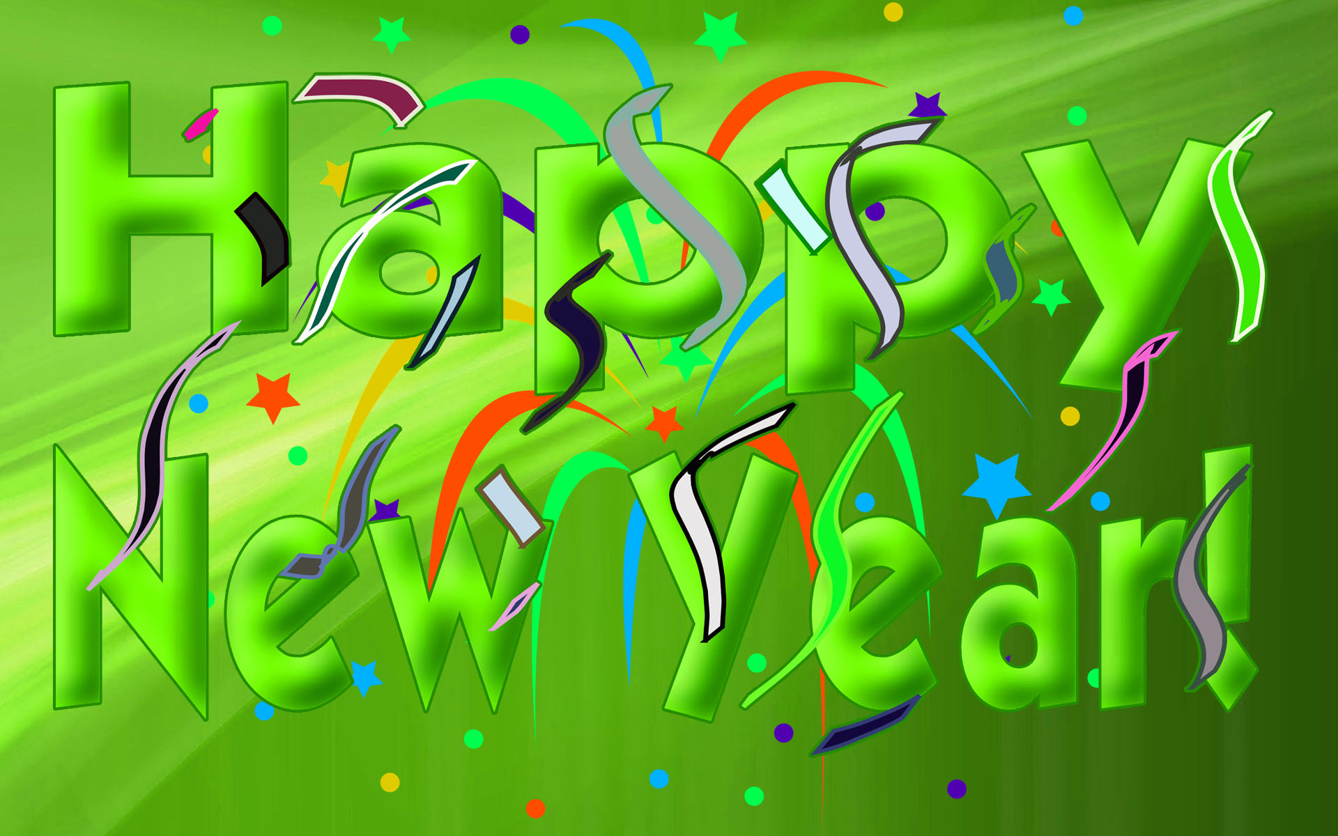 Happy New Year Hd Wallpaper Download - Happy New Year 2018 Best - HD Wallpaper