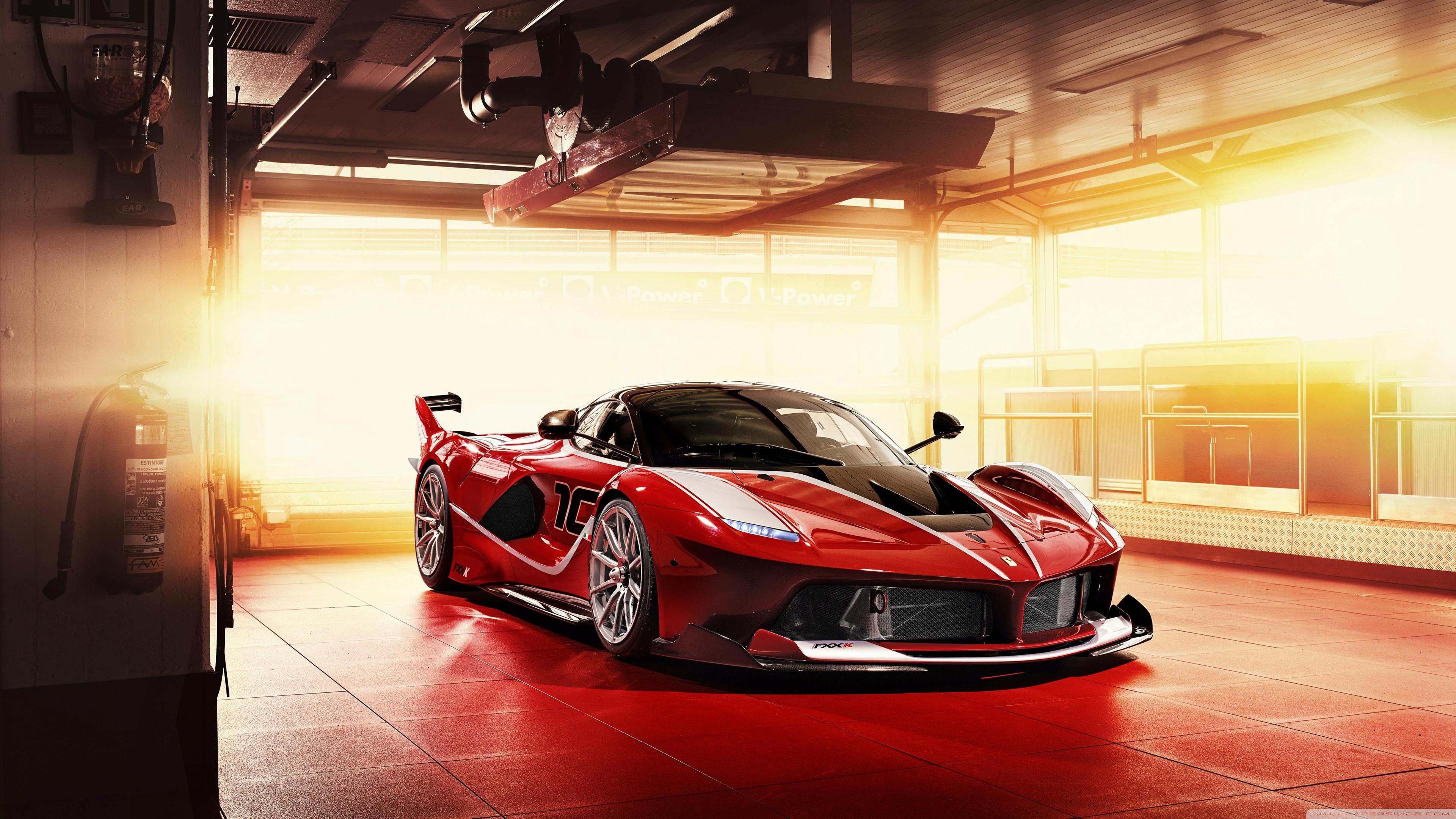Ferrari Fxxk Wallpaper Hd 3840x2160 Wallpaper Teahub Io
