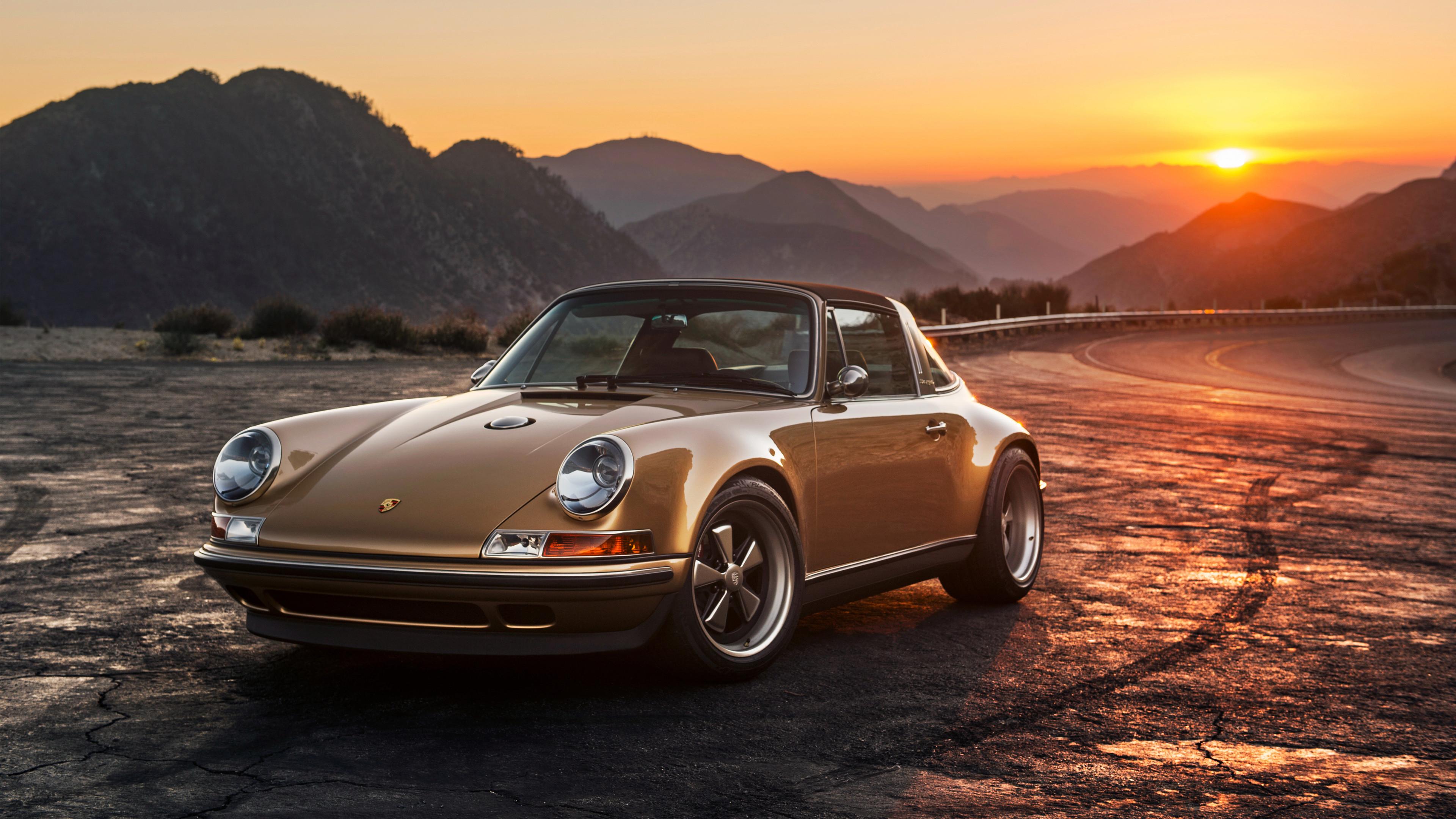 2015 Singer Porsche 911 Targa   Data Src Gorgerous - Porsche 911 Singer - HD Wallpaper