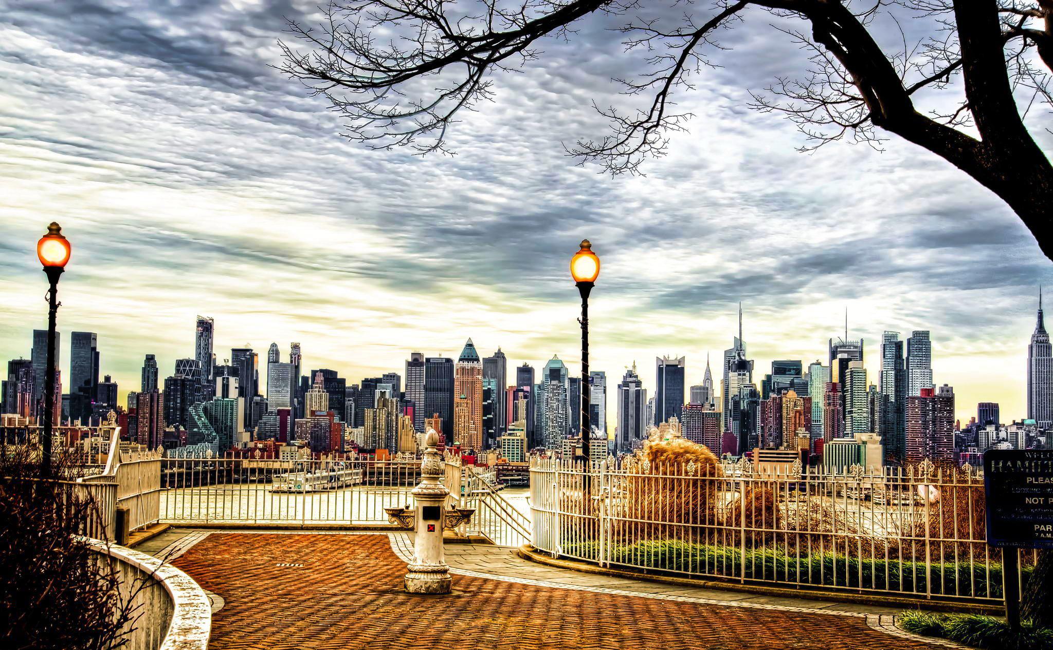 Ultra Hd New York Wallpaper 4k - HD Wallpaper