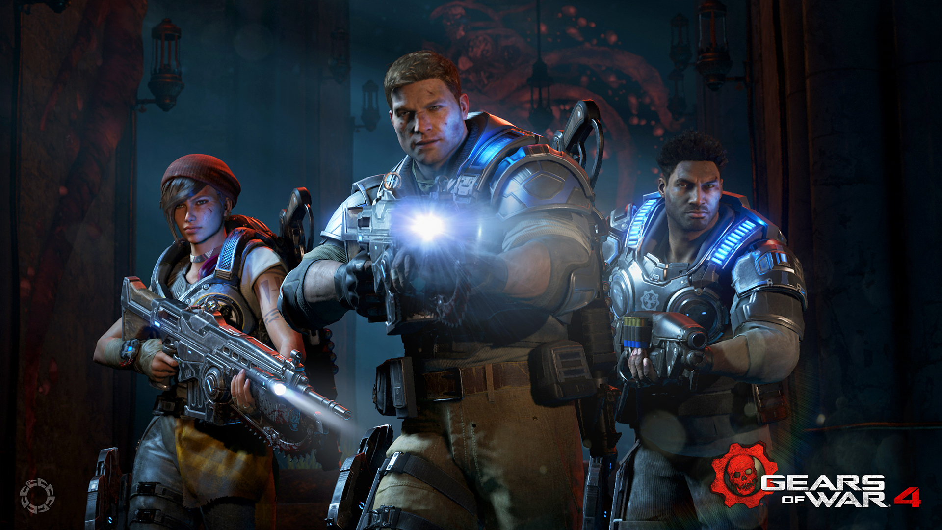 James Gears Of War - HD Wallpaper