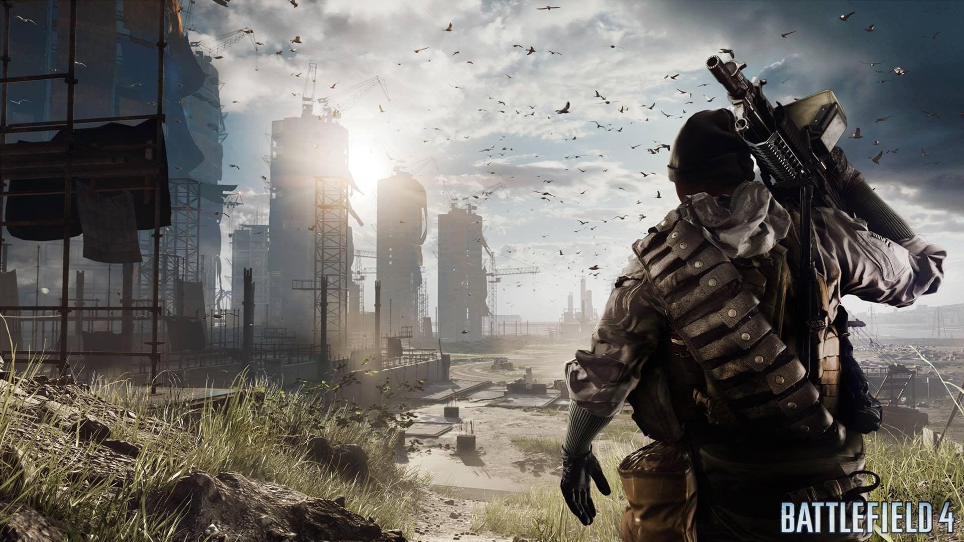 Battlefield 4 Wallpaper Hd - HD Wallpaper