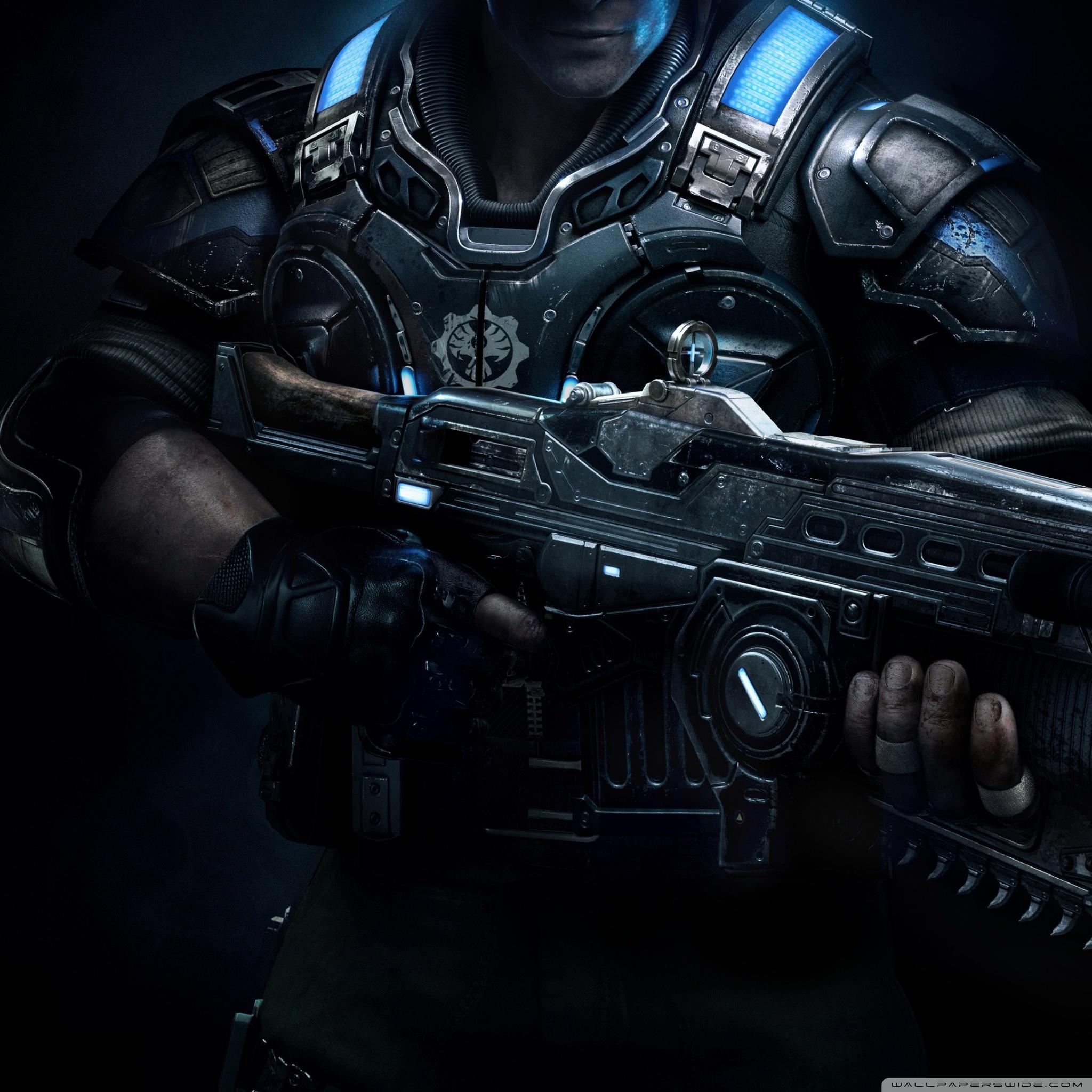 Gears Of War 4 Mobile - HD Wallpaper