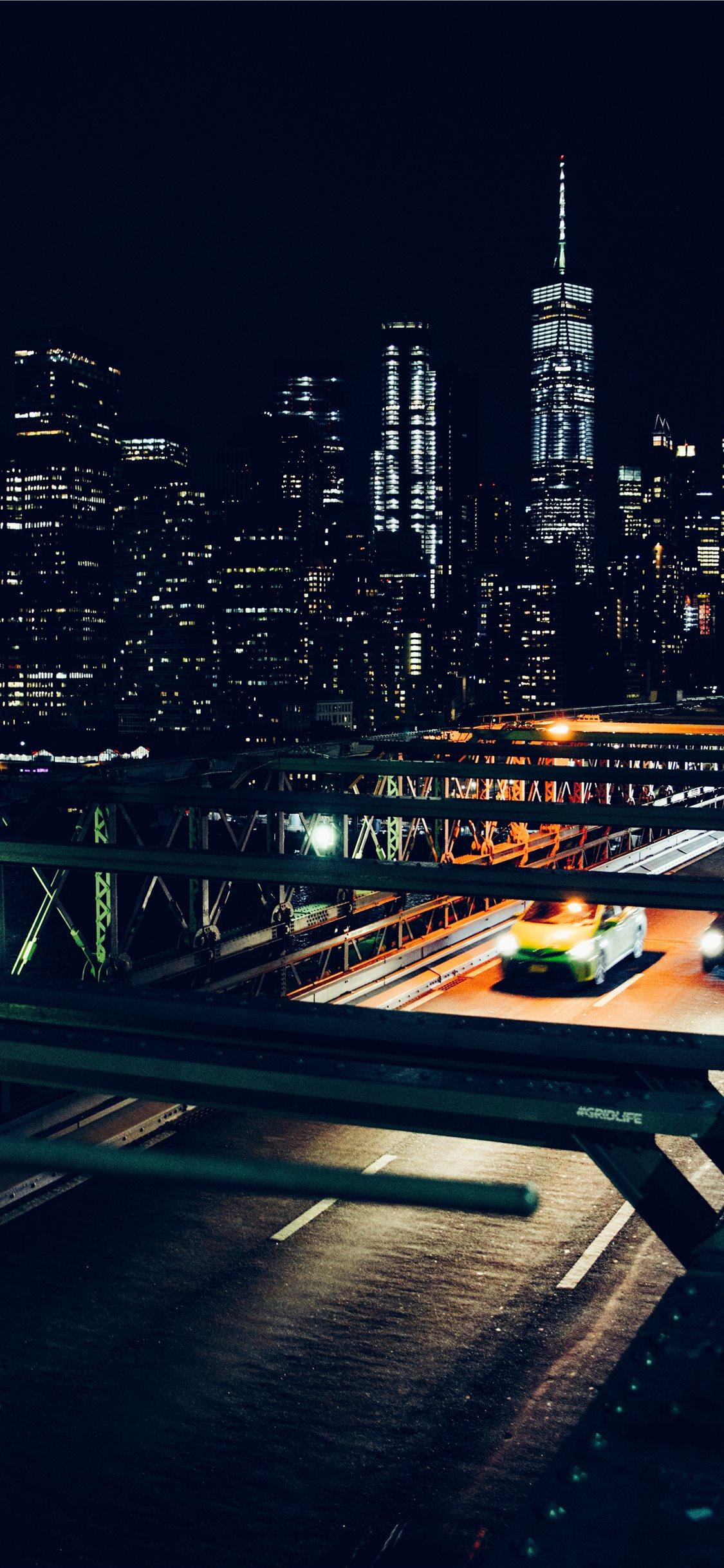 Iphone Xs Max Wallpapers New York 1125x2436 Wallpaper Teahub Io