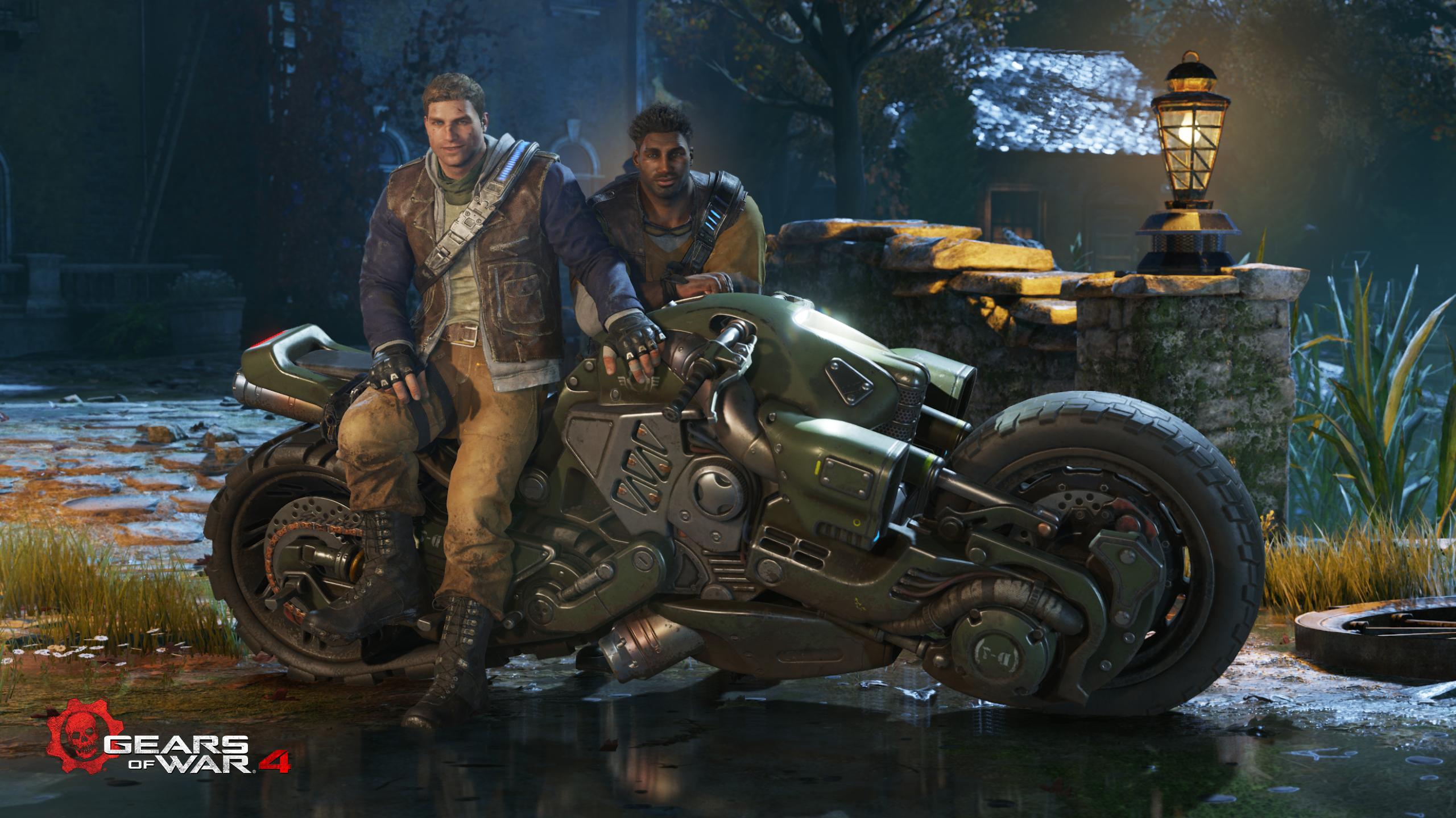 Gears Of War 4 4k - HD Wallpaper