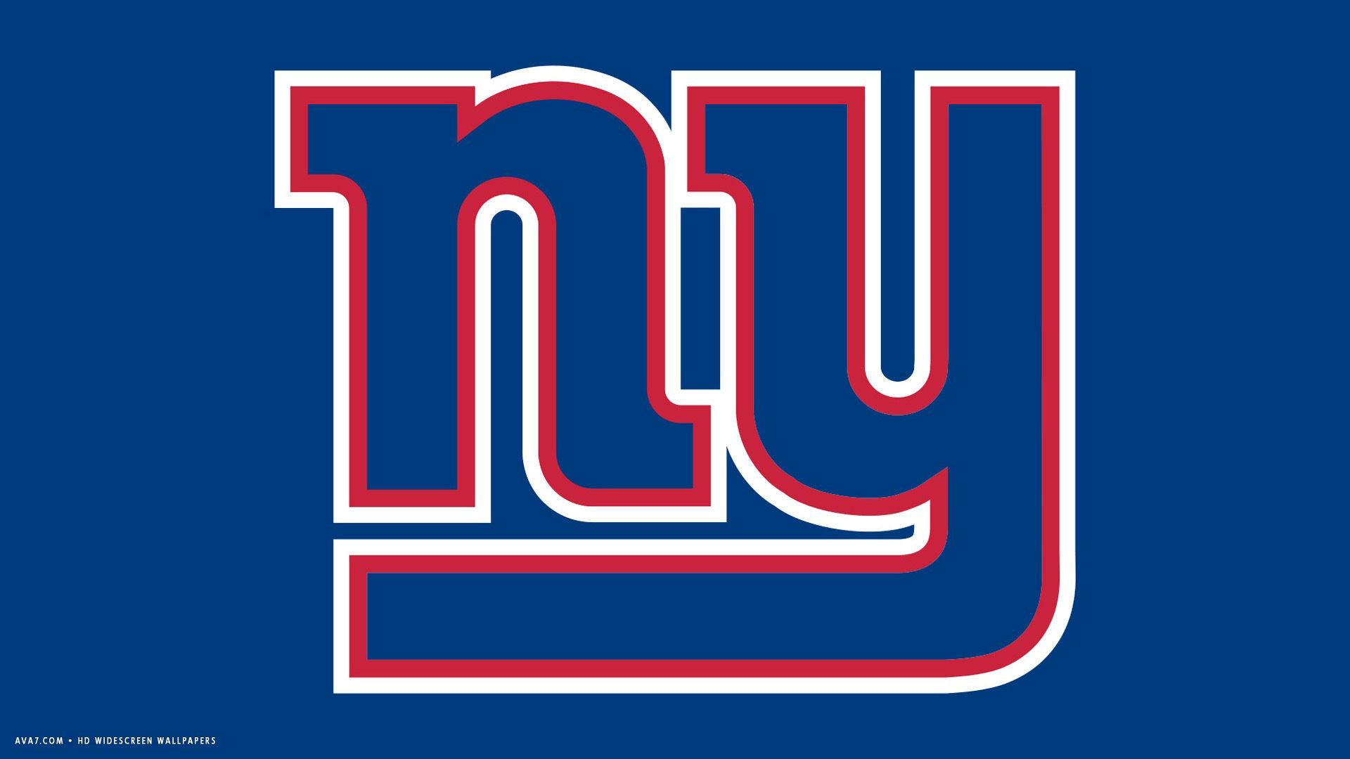 Ny Giants Logo Hd Wallpaper Hd Widescreen Wallpaper New York Giants Logo Hd 1920x1080 Wallpaper Teahub Io