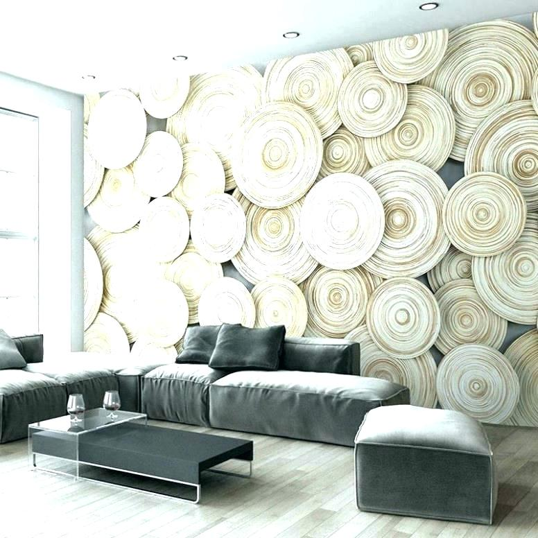 Feature Wall Ideas Living Room Living Room Wallpaper - Wall Paint Simple Designs For Bedroom - HD Wallpaper