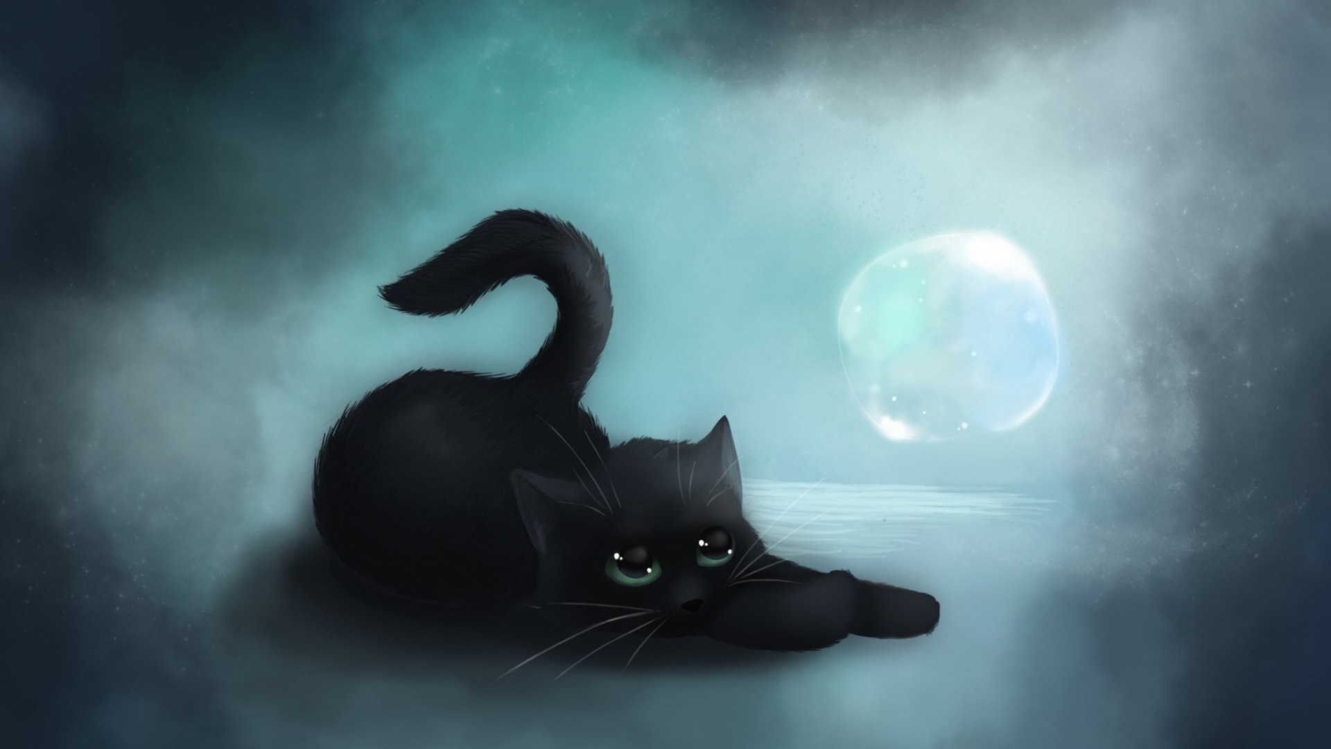 49 492089 3d cat hd desktop wallpaper cat art with