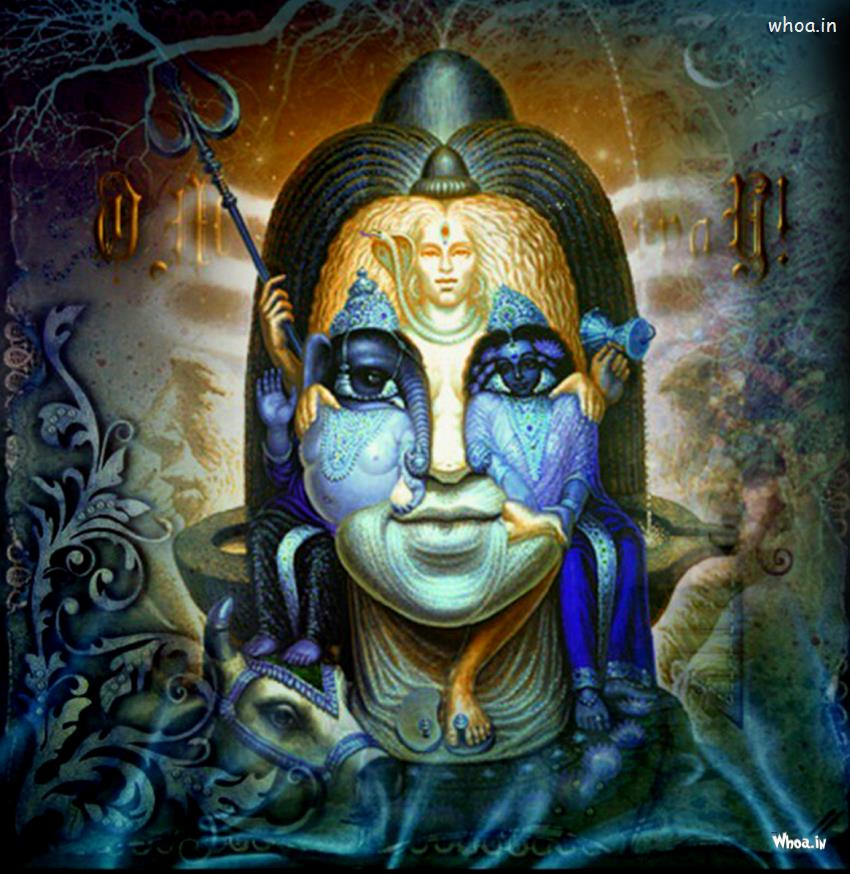 Lord Shiva Wallpaper Hd Desktop Wallpaper - New Wallpaper Lord Shiva - HD Wallpaper