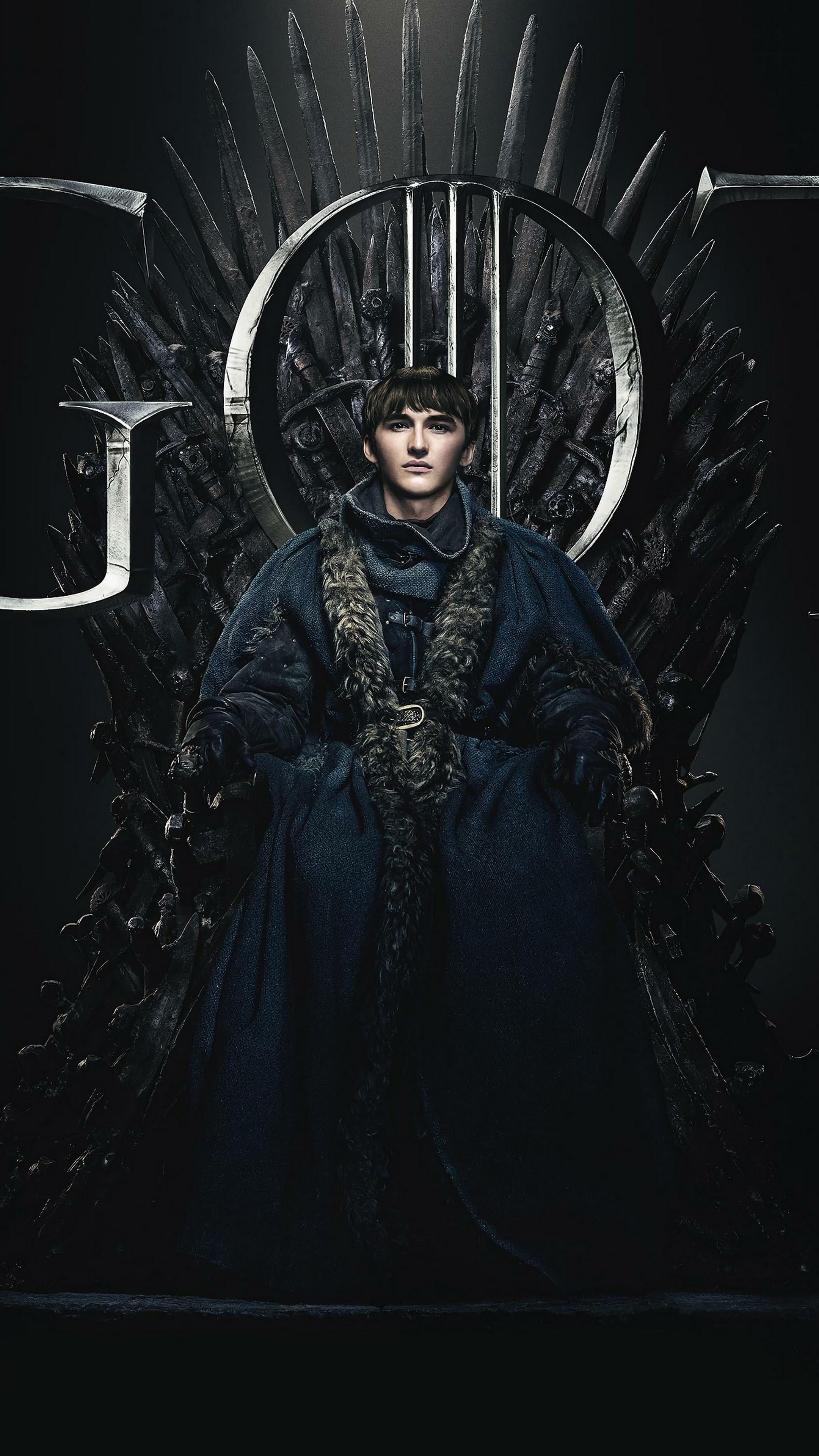 Bran Stark, Game Of Thrones, Season 8, 4k, - Bran Stark Quotes Season 8 - HD Wallpaper