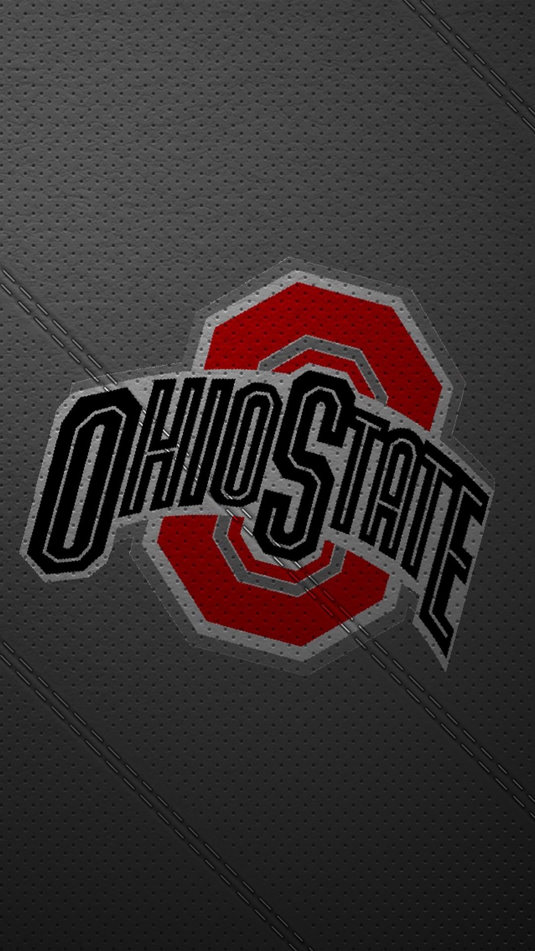 Iphone X Ohio State Buckeyes Football Resolution - Ohio State Buckeyes Iphone X - HD Wallpaper