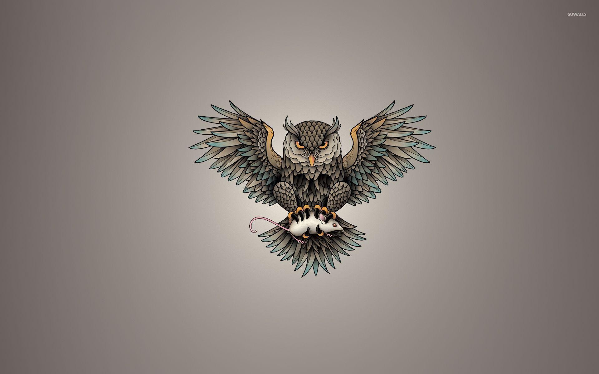 Owl Hd Wallpapers Digital Art ...