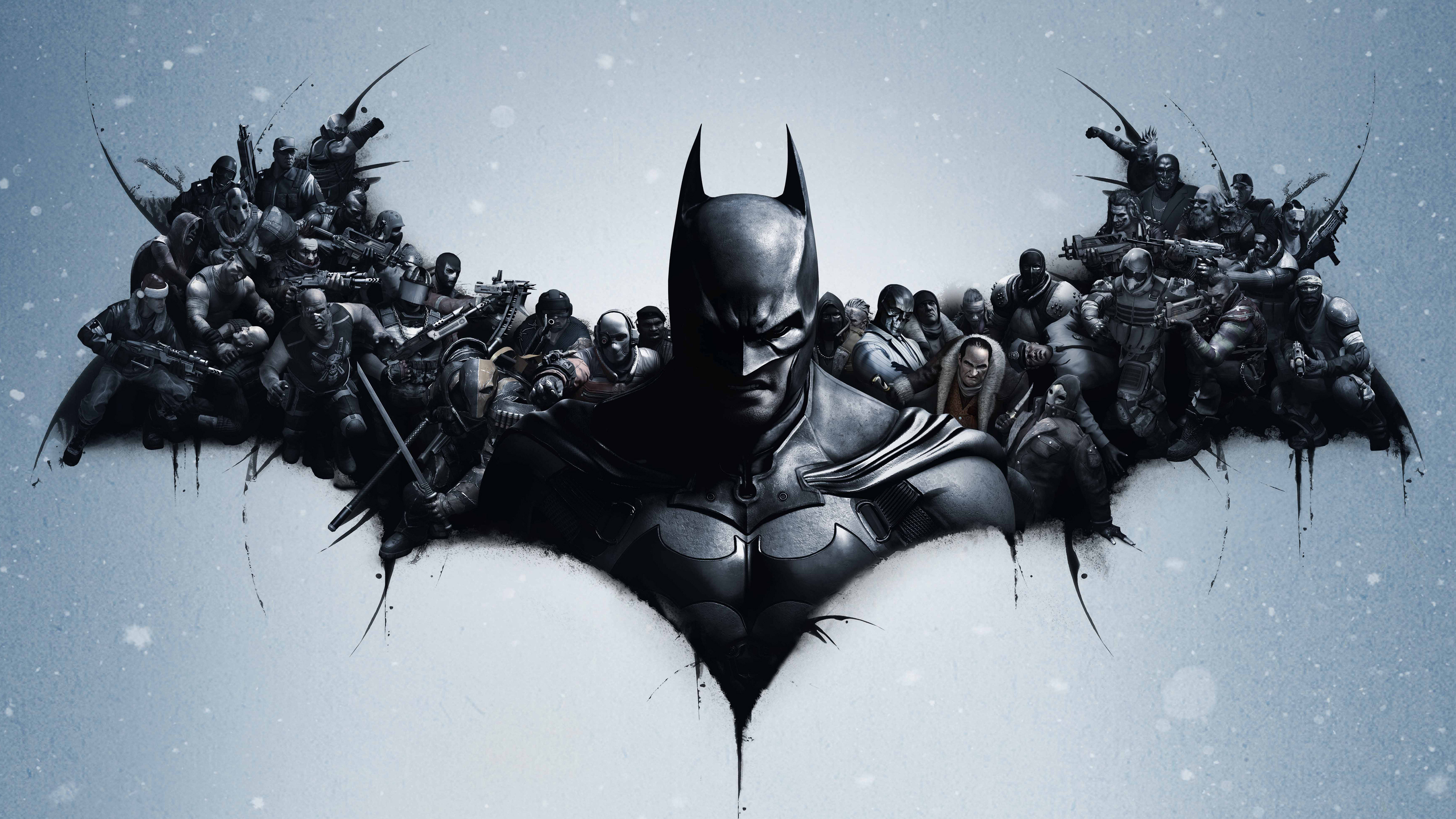 Batman Wallpaper Hd 4k 5120x2880 Wallpaper Teahub Io