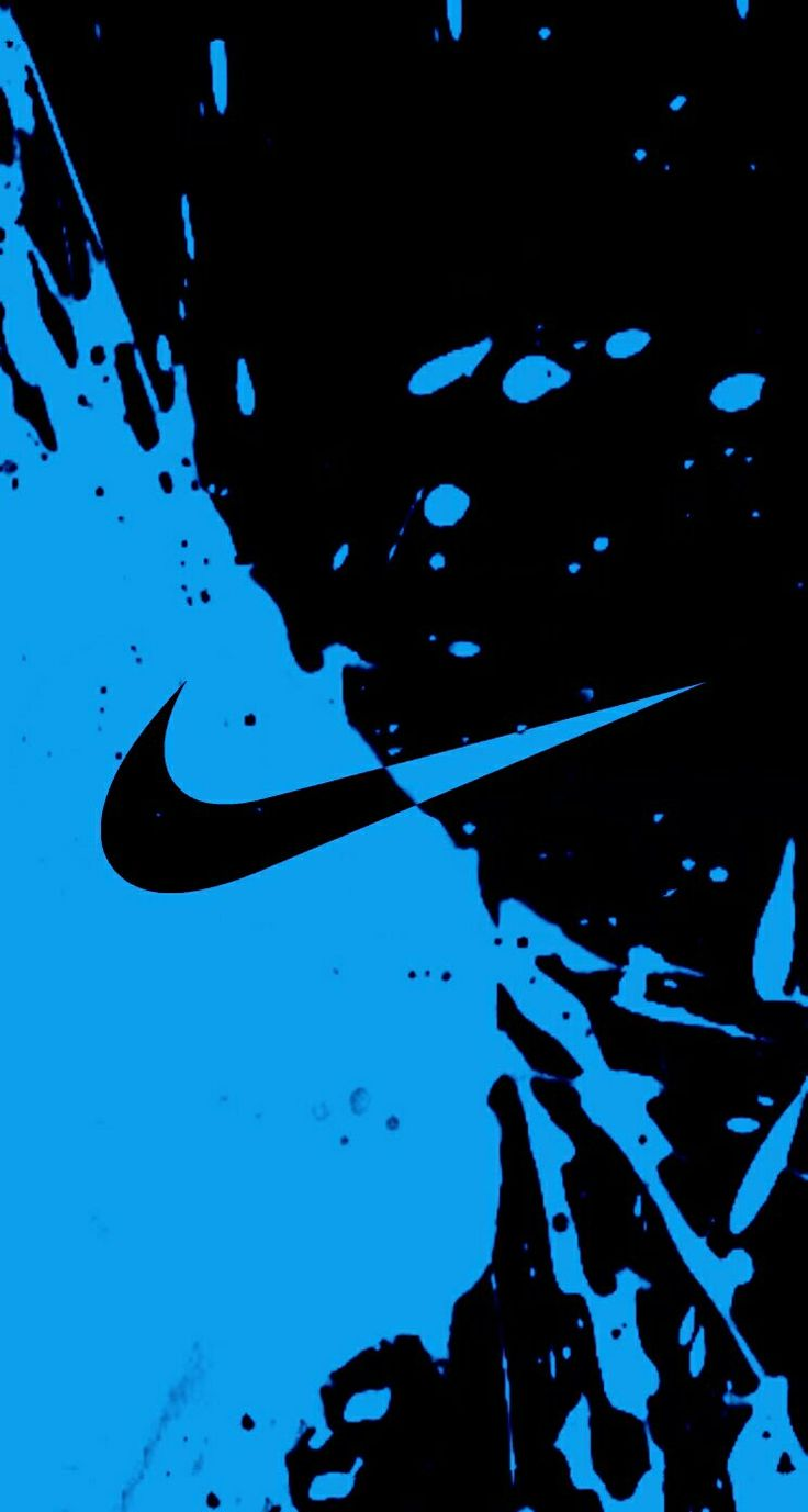 Blue Nike Wallpaper Iphone 21 Resolution   Cool Iphone Wallpapers ...