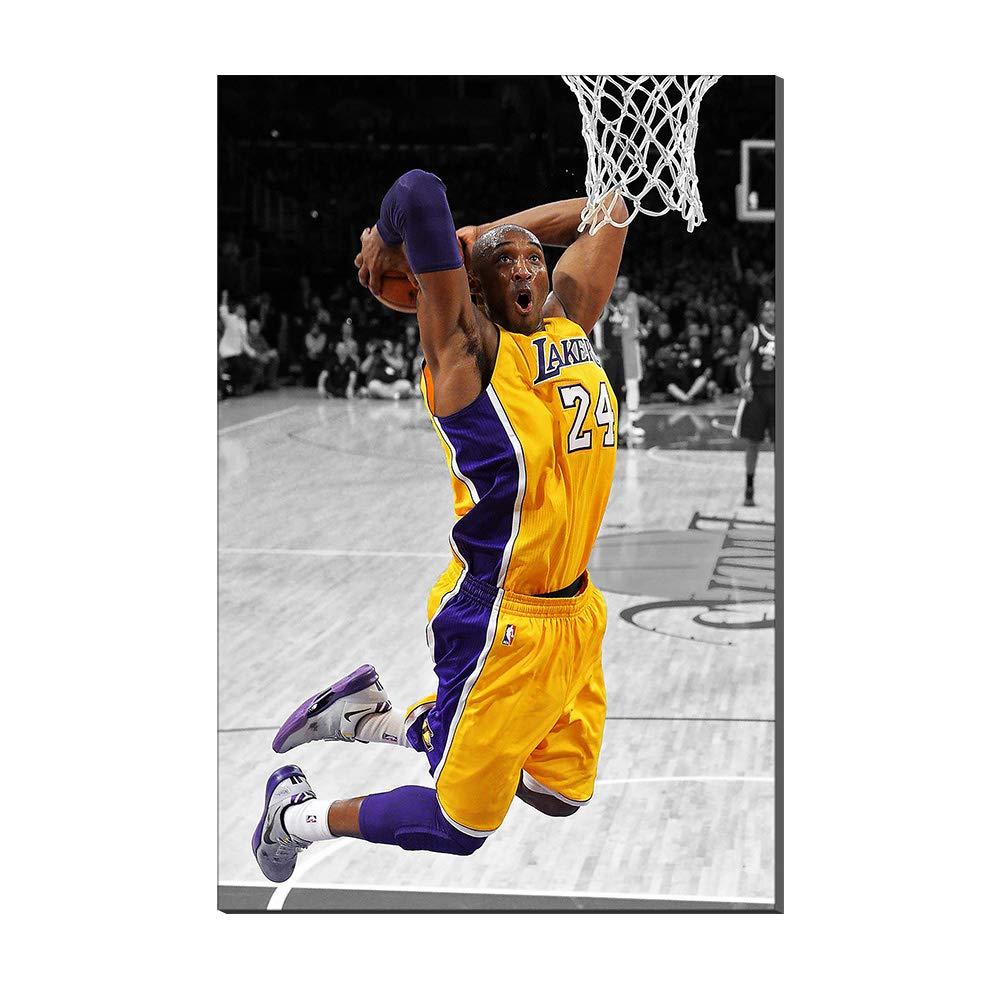 Basketball Kobe Bryant Dunk - HD Wallpaper