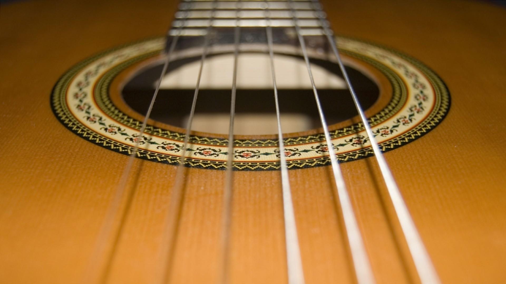 1920x1080px Acoustic Guitar Wallpapers 1920x1080 Wallpaper Teahub Io