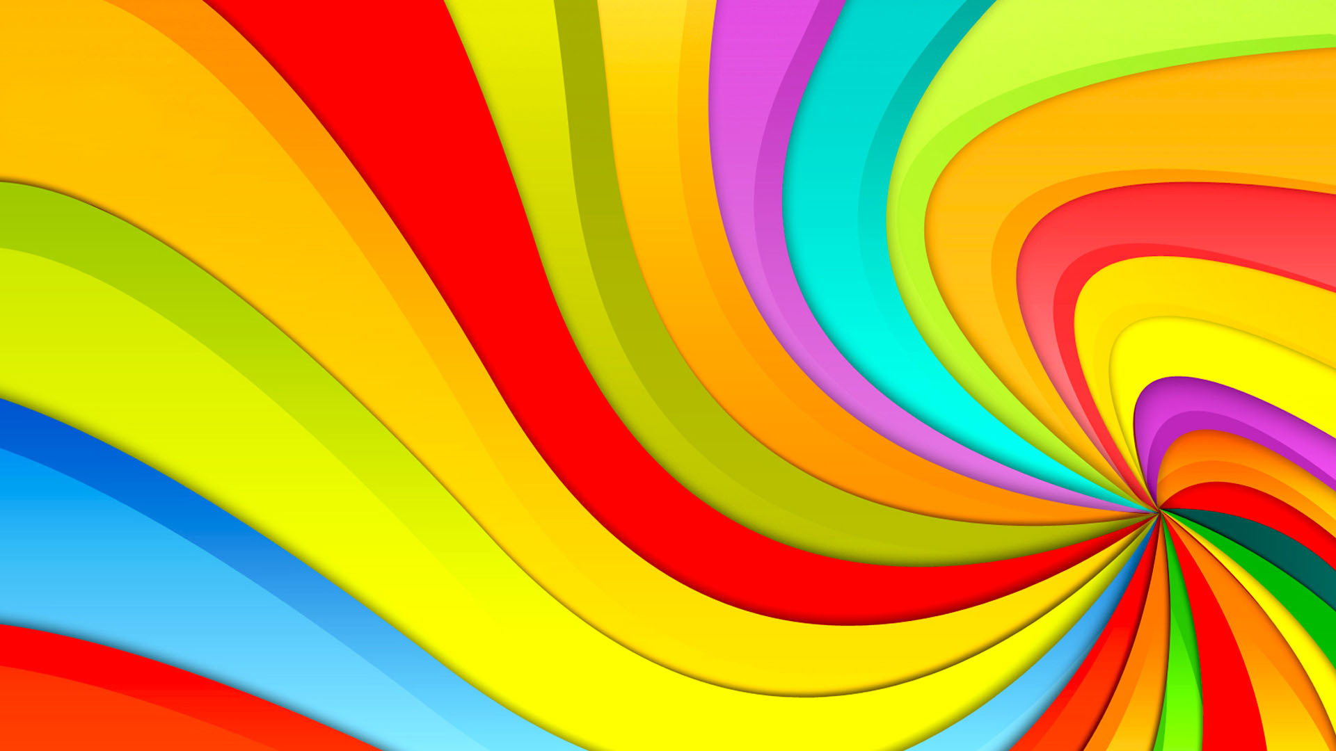 Colorful Desktop Backgrounds - Bright Colorful Backgrounds - HD Wallpaper