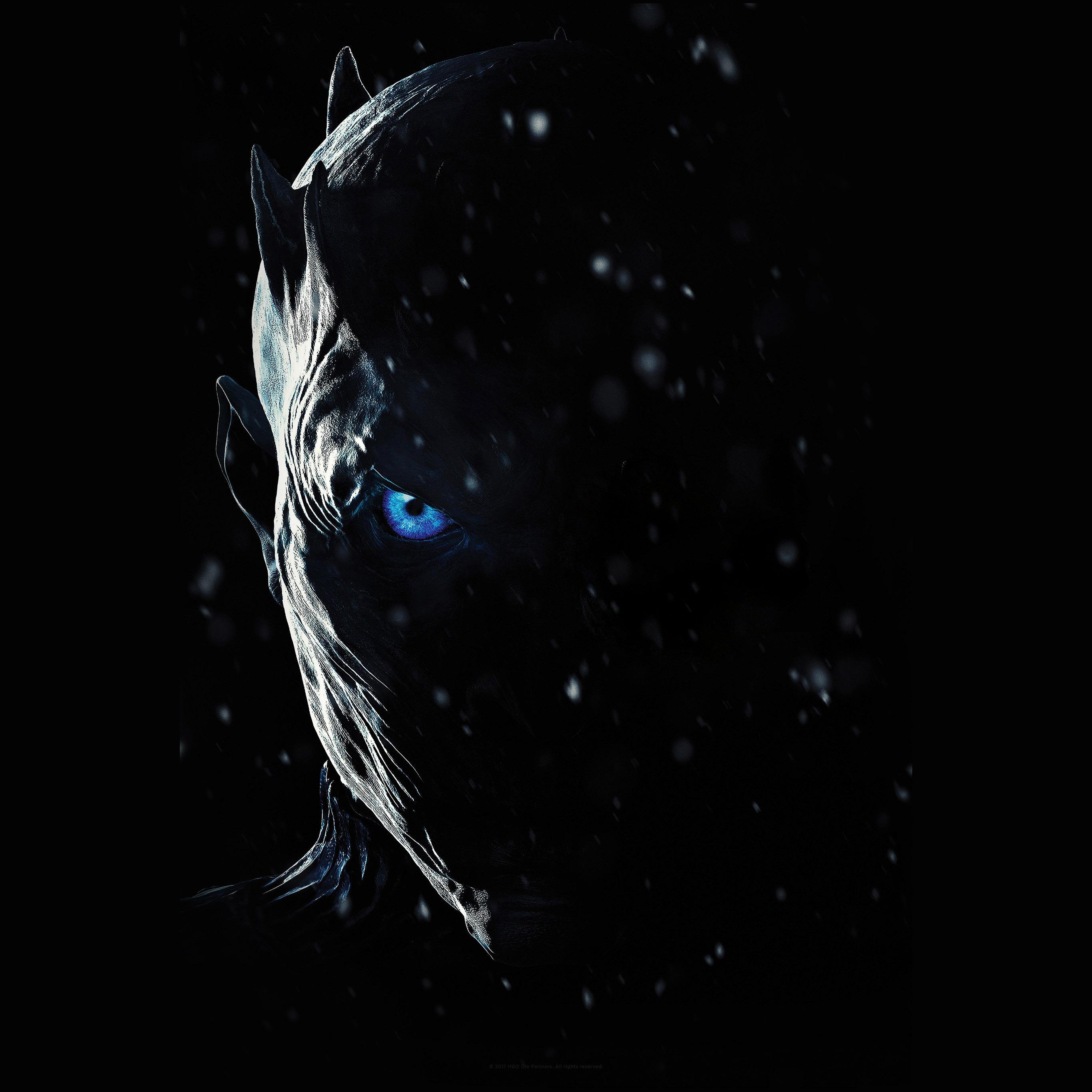 Season 7 Game Of Thrones Night King - HD Wallpaper
