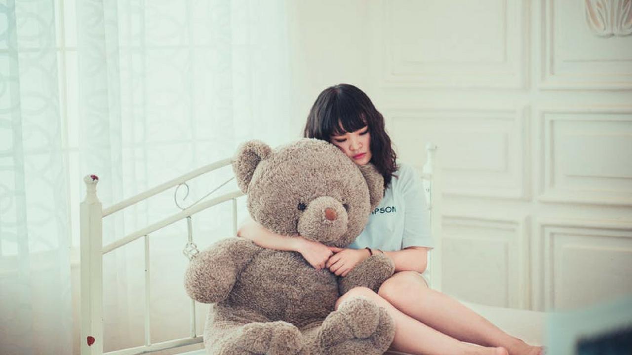Sad Girl - Broken Heart Sad Girl - HD Wallpaper
