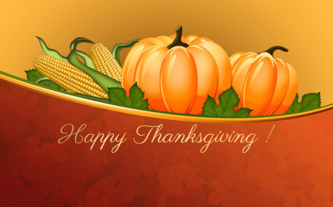 Happy Thanksgiving Wallpapers - Background Thanksgiving - HD Wallpaper
