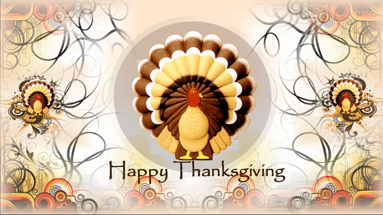 Happy Thanksgiving Day 2012 Hd Wallpaper - Happy Thanksgiving Day 2017 - HD Wallpaper
