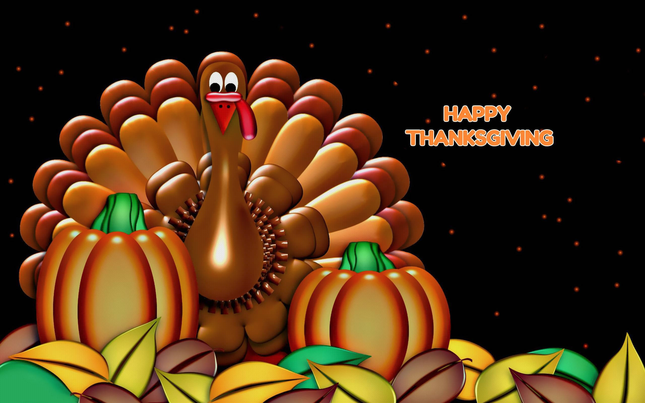 Hd 3d Thanksgiving Wallpapers - Happy Thanksgiving Wallpaper Hd - HD Wallpaper