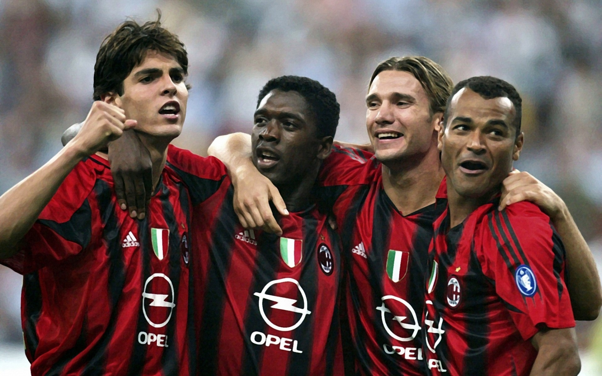 Ac Milan Players Old 1920x1200 Wallpaper Teahub Io