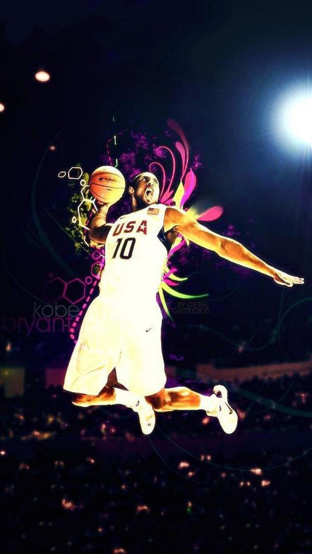 100131544 Cool Basketball Wallpapers For Iphone Kobe Bryant Background 640x1136 Wallpaper Teahub Io Basketball wallpapers for iphone 9