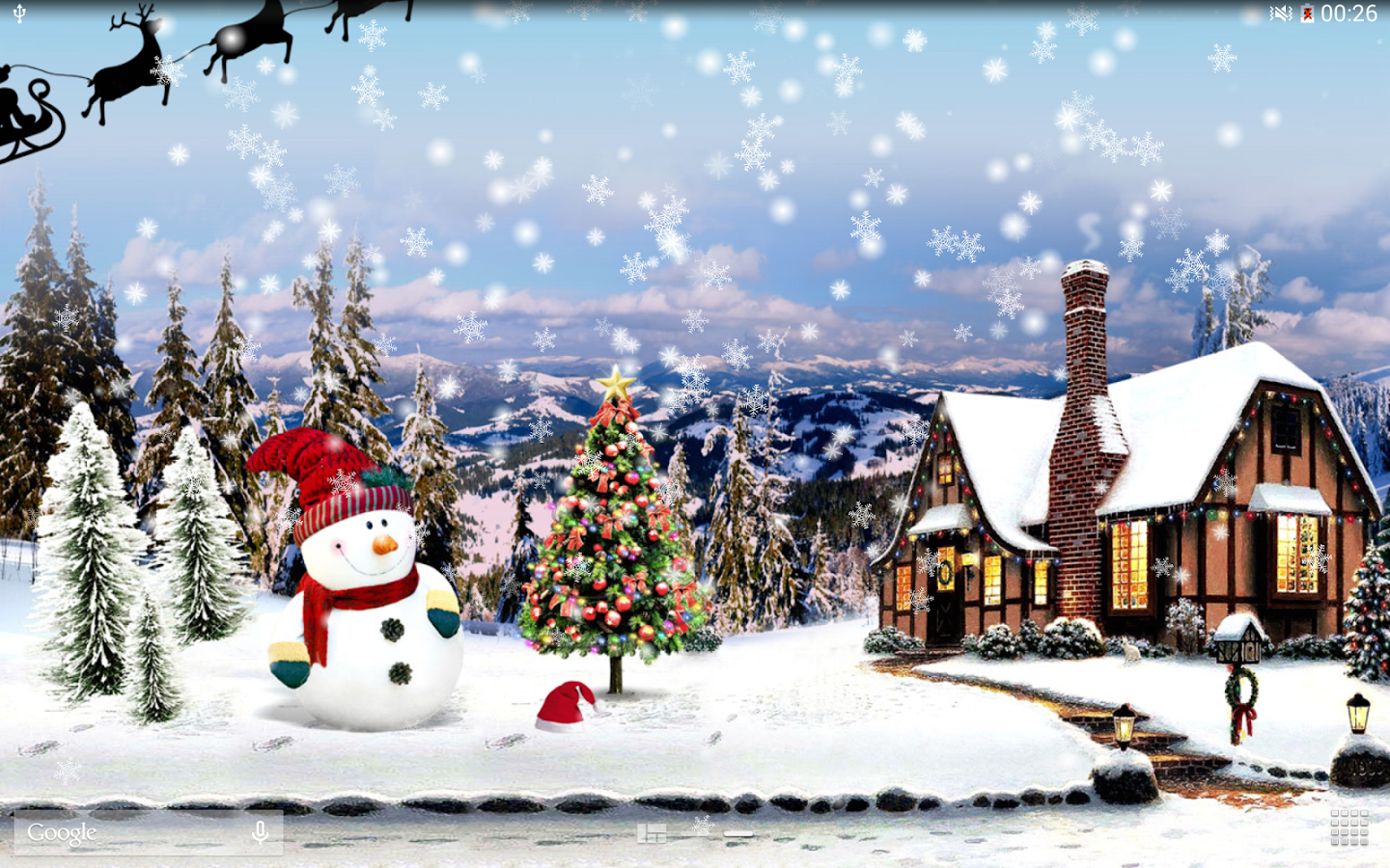 50 500691 top 10 free christmas live wallpapers for android