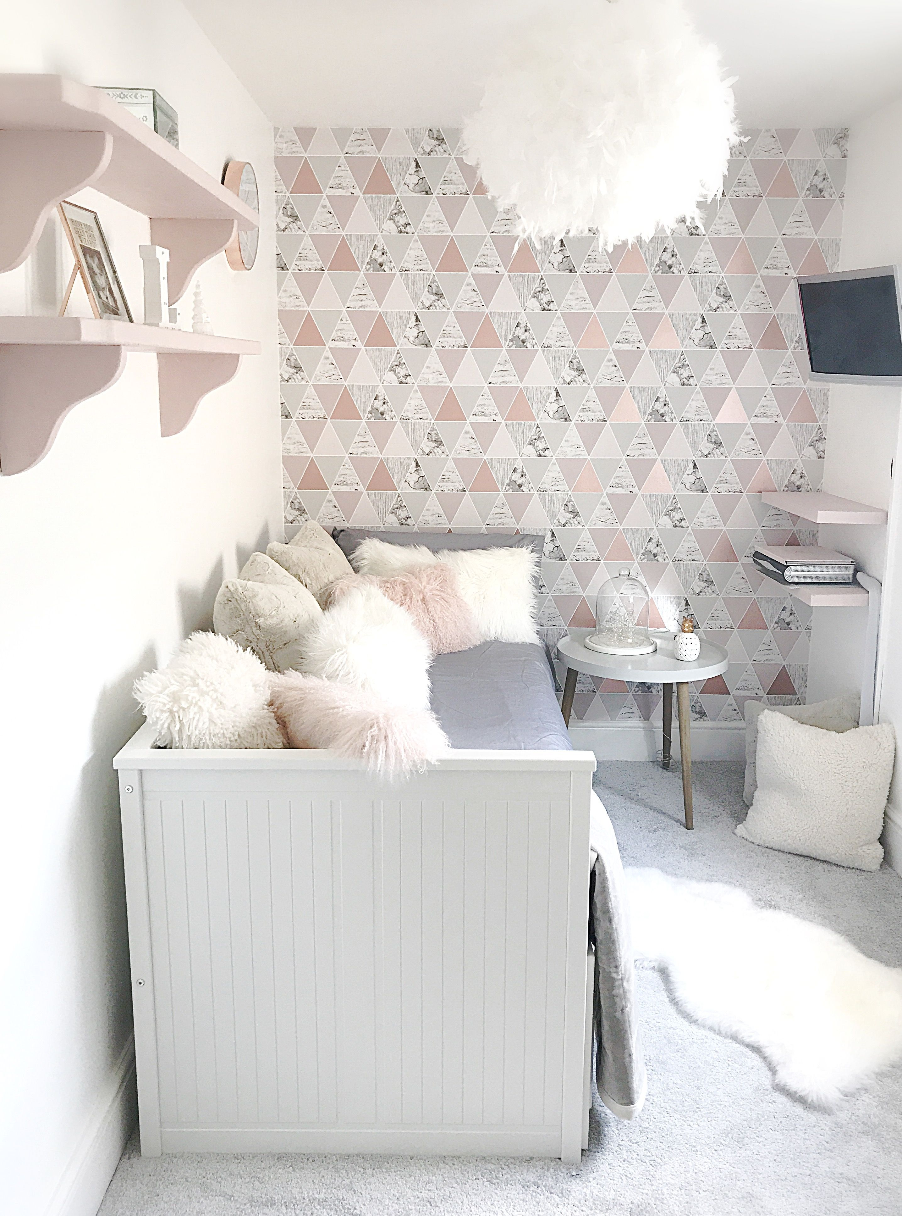 Rose Gold Pusheen Bedrooms 2870x3867 Wallpaper Teahub Io