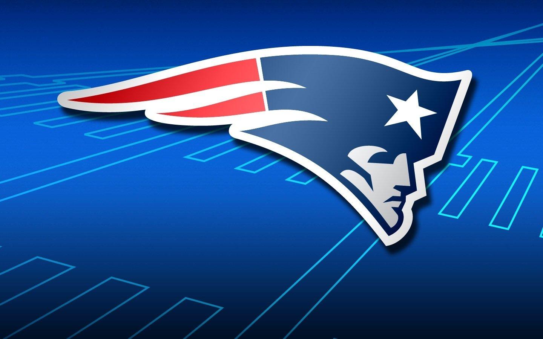 New England Patriots Logo 3d - HD Wallpaper