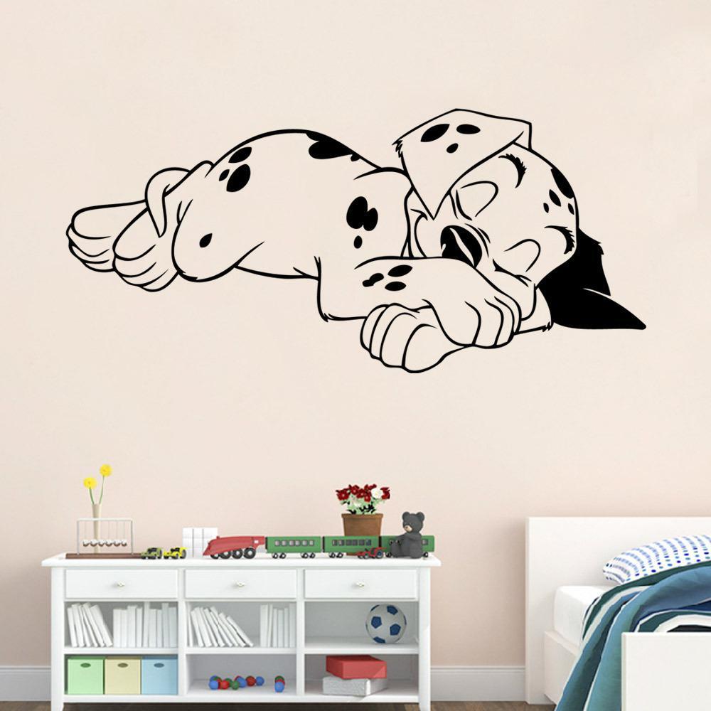 Cartoon Wall Art For Bedroom - HD Wallpaper