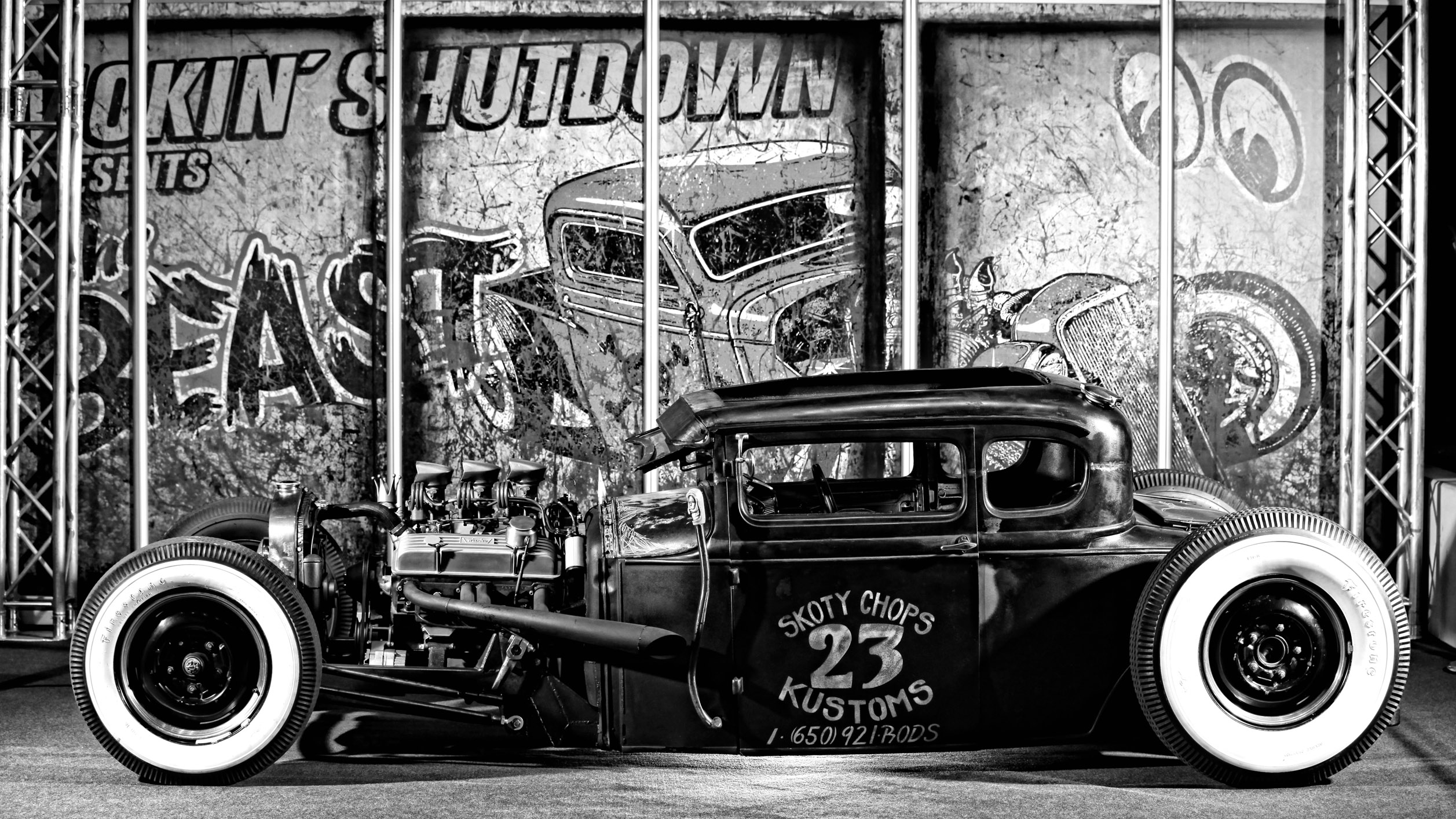 Awesome Hot Rod Pics Hdq For Laptop - Hot Rod - HD Wallpaper