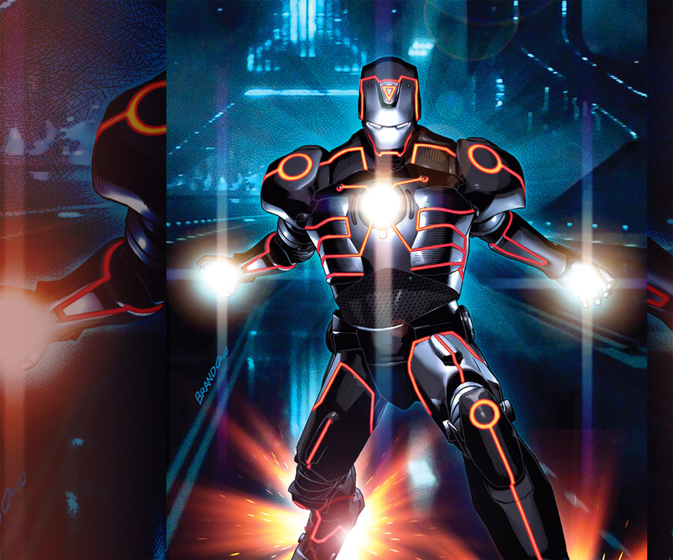 Iron Man Live Wallpapers For Mobile - HD Wallpaper