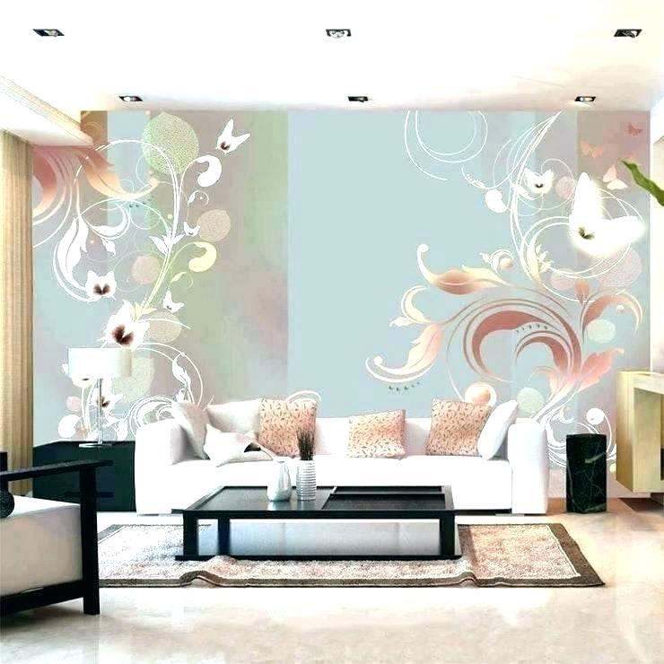 Modern Wallpaper Ideas S For Walls Bed Bathroom - Designs For Bedroom Walls - HD Wallpaper