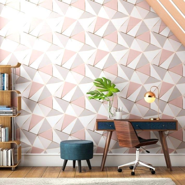 Modern Wallpaper For Walls Ideas Bedroom Design Bold - Window Film - HD Wallpaper