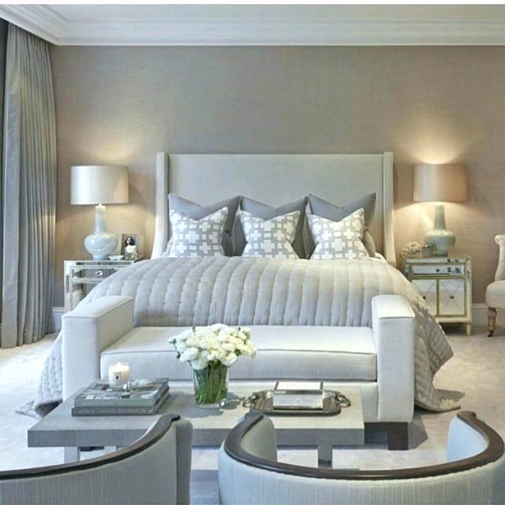 Contemporary Bedroom Wallpaper Ideas Bedroom Ideas - Modern Neutral Master Bedroom Ideas - HD Wallpaper