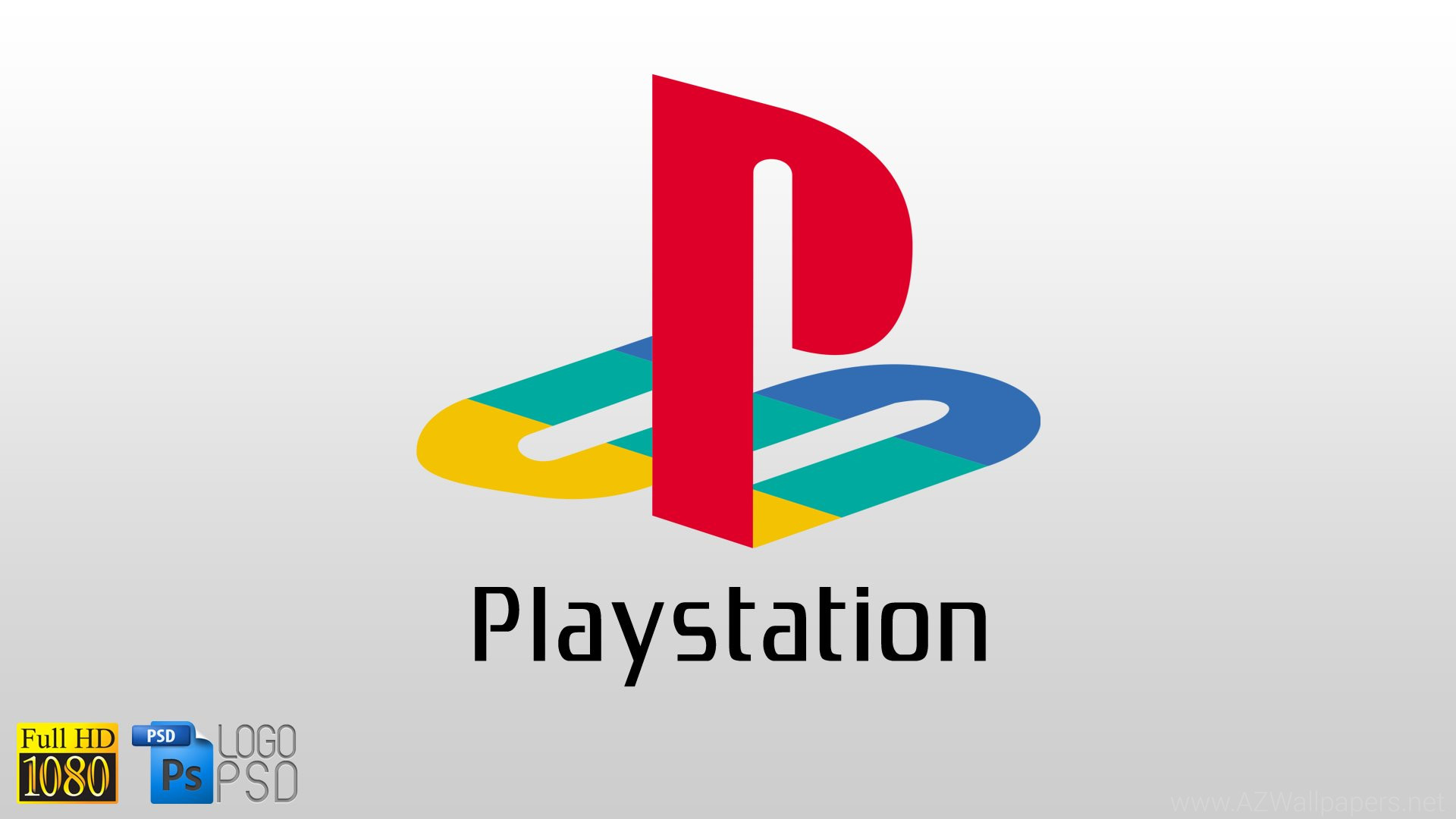 Popular   Data-src - Play Station 1 Logo - HD Wallpaper