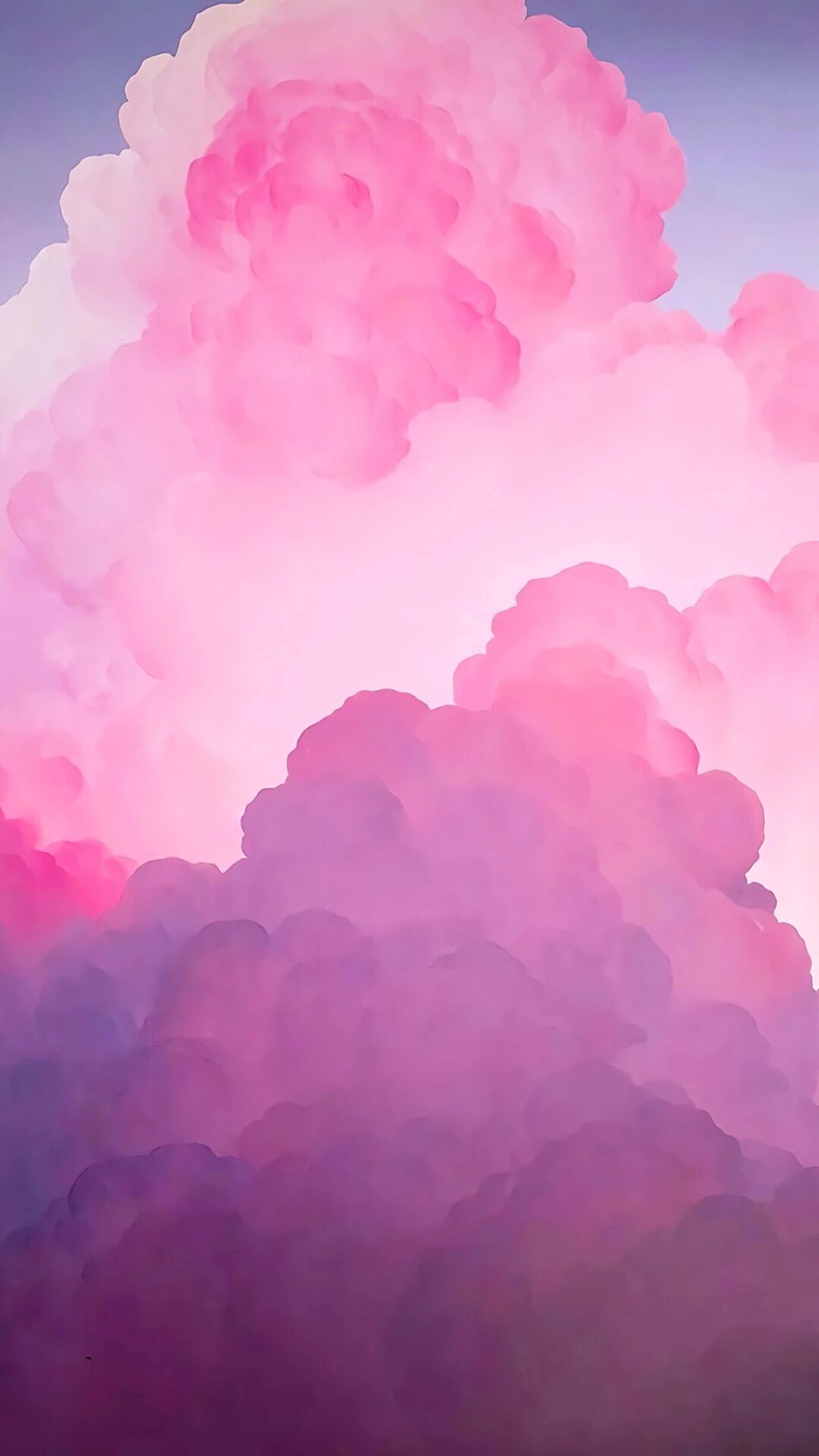 1200x2133, Colorful Clouds, Pink Clouds, Cloud Wallpaper, - Iphone Wallpaper Pink Cloud - HD Wallpaper