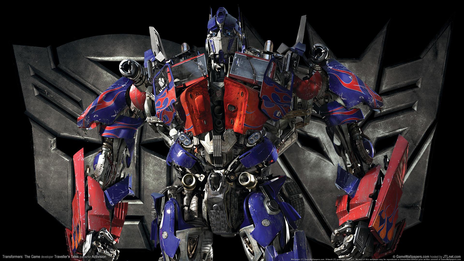 Transformers Optimus Prime Game Wallpapers - Gambar Transformers Optimus Prime - HD Wallpaper