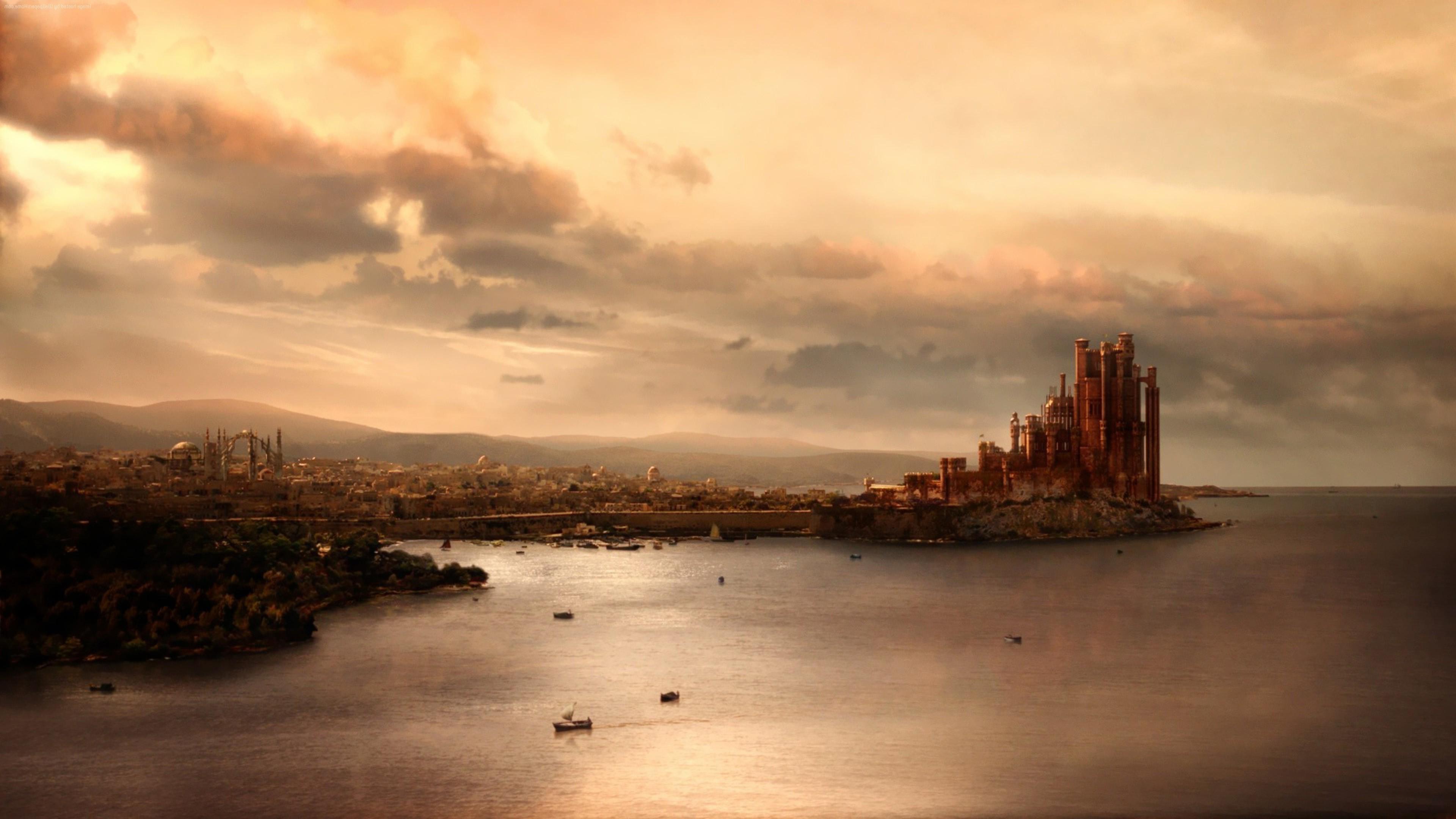 Game Of Thrones Landscape Wallpaper Hd - HD Wallpaper