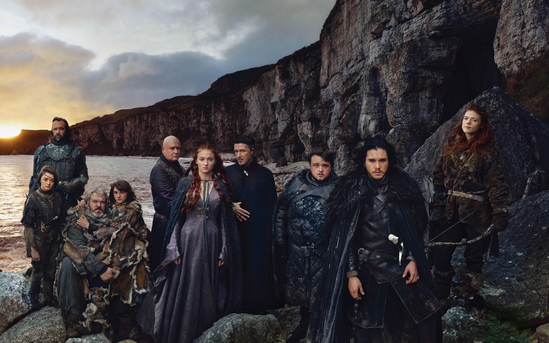 Game Of Thrones Desktop Wallpapers Game Of Thrones - Jon Snow The Hound - HD Wallpaper